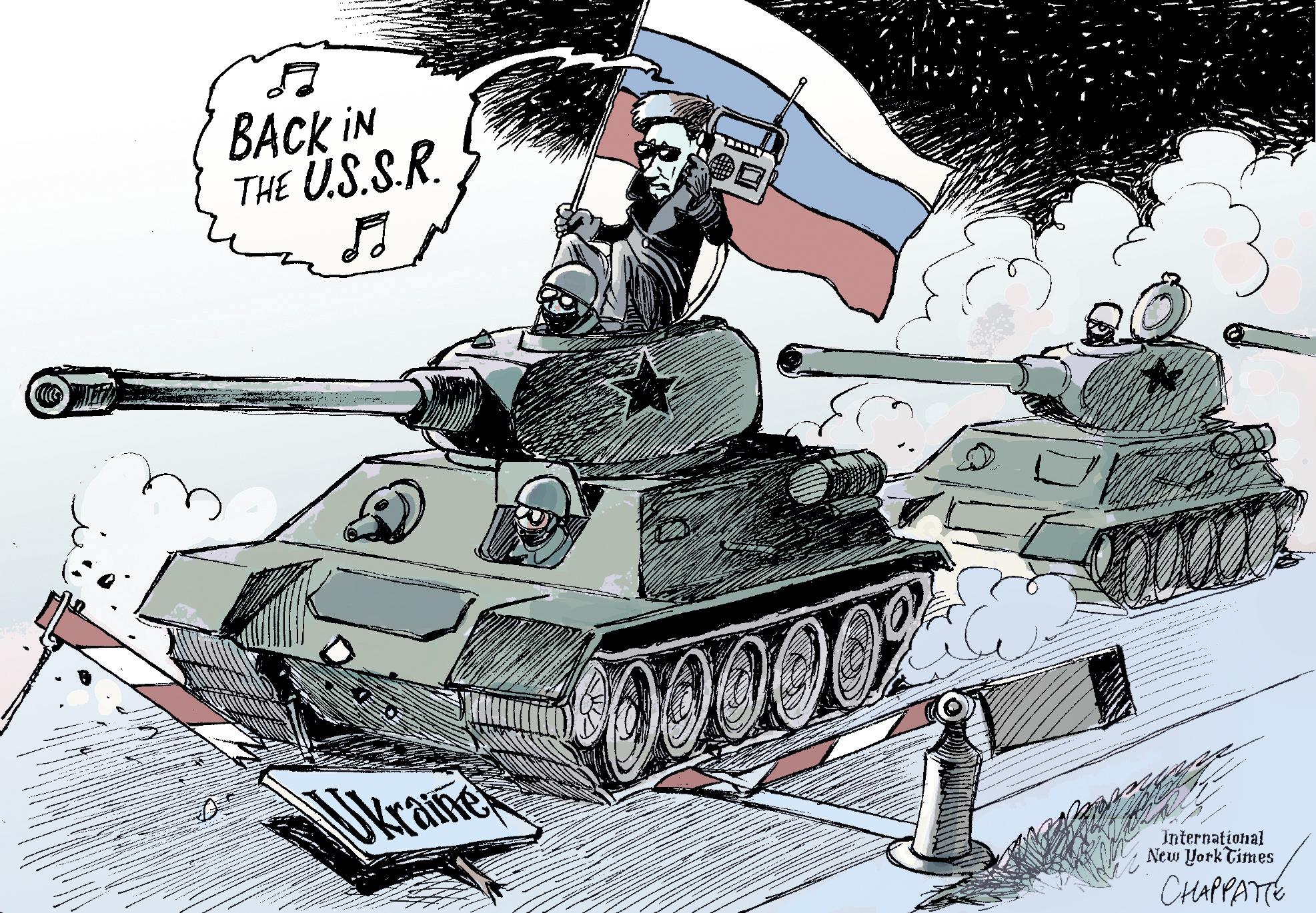 U.S.-Soviet Relations, 1981–1991